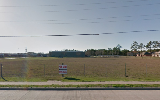 1640 S 23rd St beaumont lot for sale