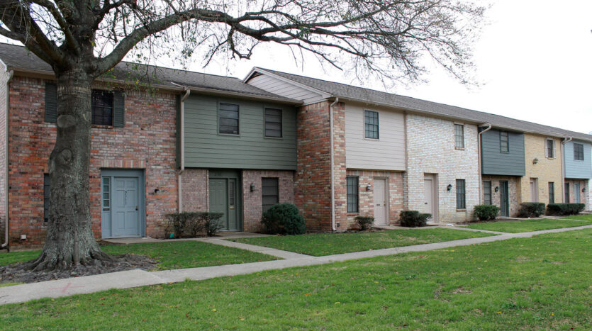 Ashley Square Townhomes Beaumont Texas