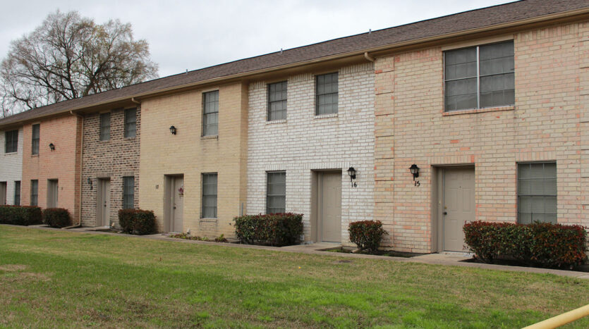 Laurel Square Townhomes, Beaumont, Texas