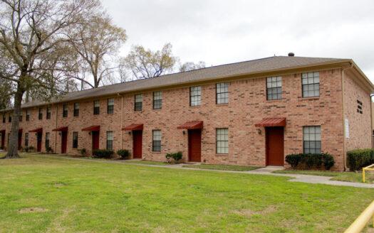 Prutzman Square Townhomes, Beaumont, Texas