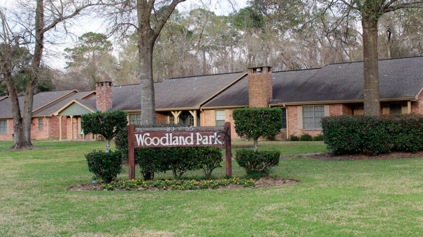 Woodland Park Townhomes, Beaumont, Texas
