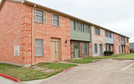 Lexington Square Townhomes Beaumont Texas